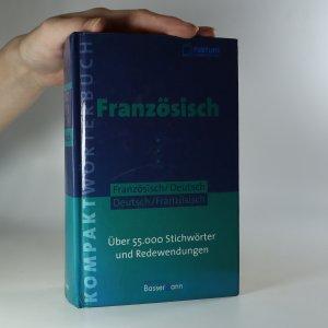 náhled knihy - Französisch. Kompaktwörterbuch