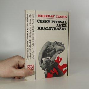 náhled knihy - Český pitaval aneb Kralovraždy