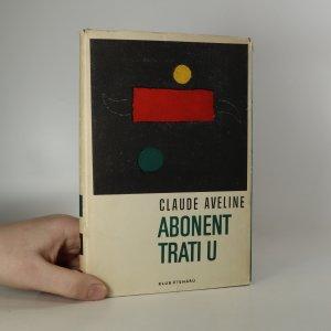 náhled knihy - Abonent trati U