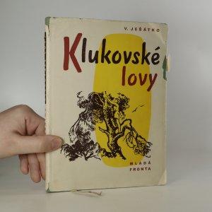 náhled knihy - Klukovské lovy