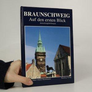 náhled knihy - Braunschweig. Auf den ersten Blick