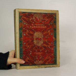 náhled knihy - Turandot