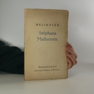 náhled knihy - Relikviář Stéphana Mallarméa