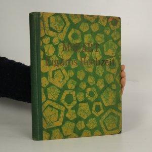 náhled knihy - Die Hochzeit des Figaro (je lehce cítit zatuchlinou)