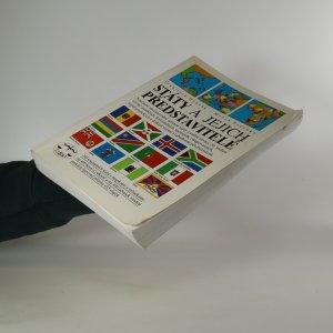 antikvární kniha Státy a jejich představitelé, 1998