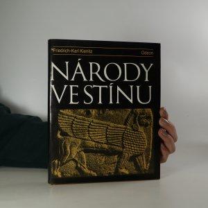 náhled knihy - Národy ve stínu