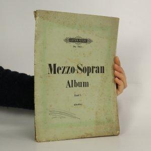 náhled knihy - Arien-Album. Mezzo-Sopran Album (je cítit zatuchlinou)