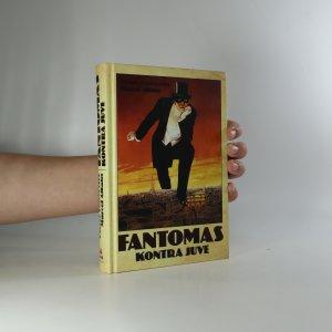 náhled knihy - Fantomas kontra Juve