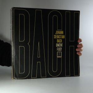 náhled knihy - Johann Sebastian Bach: Umění fugy (2x LP)