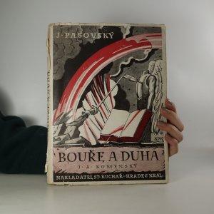 náhled knihy - Bouře a duha