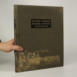 náhled knihy - Ariadne auf Naxos