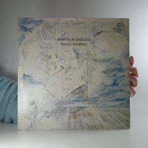 náhled knihy - Marta Kubišová: Songy a balady