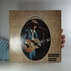 náhled knihy - Don Williams: I believe in you