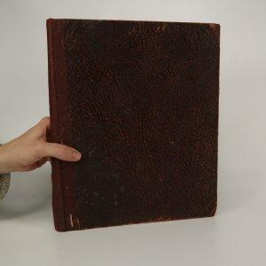 náhled knihy - Několik svázaných notových sešitů (je cítit zatuchlinou)