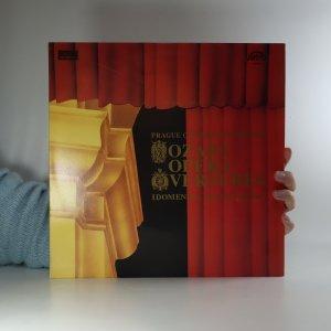 náhled knihy - Wolfgang Amadeus Mozart: Opera overtures