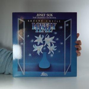 náhled knihy - Josef Suk: Krásné chvíle