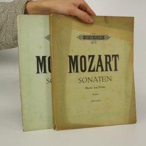 náhled knihy - Sonaten (2 notové sešity)