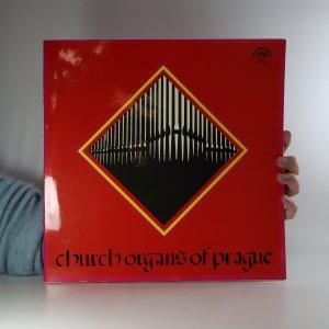 náhled knihy - Church organs of Prague (2x LP)