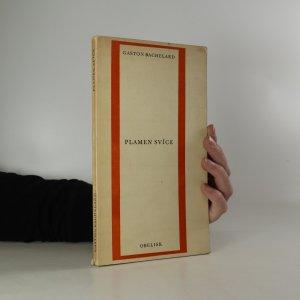 náhled knihy - Plamen svíce