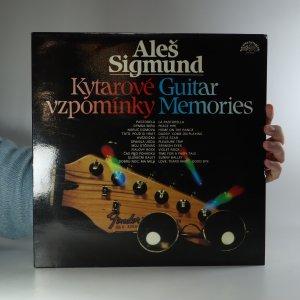 náhled knihy - Aleš Sigmund: Kytarové vzpomínky