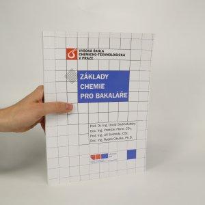 náhled knihy - Základy chemie pro bakaláře