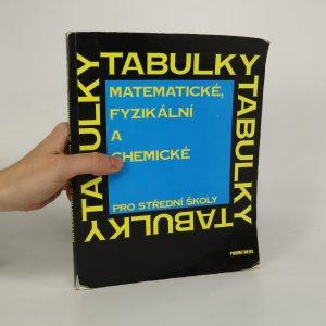 náhled knihy - Matematické, fyzikální a chemické tabulky
