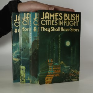 náhled knihy - Cities in flight 1.- 4. díl (4 svazky)