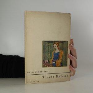 náhled knihy - Sonety Heleně