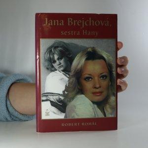 náhled knihy - Jana Brejchová, sestra Hany