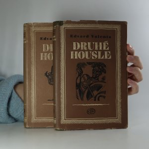 náhled knihy - Druhé housle I. a II. díl (dva svazky)