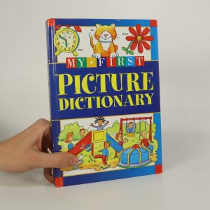 náhled knihy - My first picture dictionary