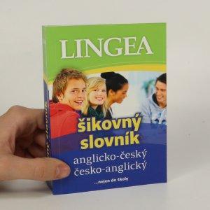 náhled knihy - Šikovný slovník anglicko-český, česko-anglický