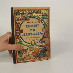 náhled knihy - Zemřít za Jeruzalém