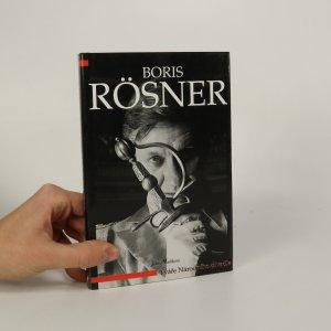 náhled knihy - Boris Rösner