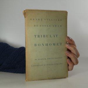 náhled knihy - Tribulat Bonhomet