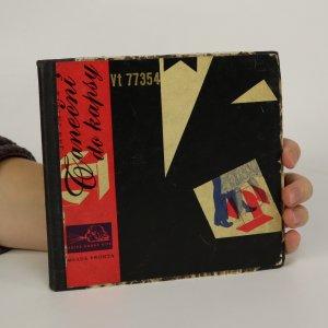 náhled knihy - Taneční do kapsy