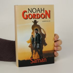 náhled knihy - Šaman
