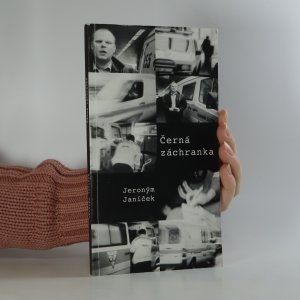 náhled knihy - Černá záchranka