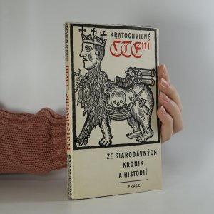 náhled knihy - Kratochvilné čtení ze starodávných kronik a historií