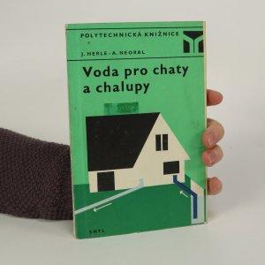 náhled knihy - Voda pro chaty a chalupy