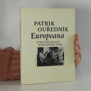 náhled knihy - Europeana. Stručné dějiny dvacátého věku