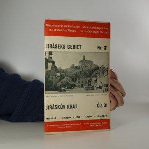 náhled knihy - Sbírka turistických map se značkovanými cestami. Jiráskův kraj