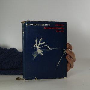 náhled knihy - Sonata horizontálního života