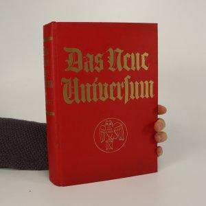 náhled knihy - Das neue Universum. Band 57