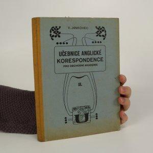 náhled knihy - Učebnice anglické korespondence pro obchodní akademie