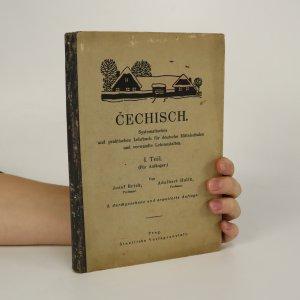 náhled knihy - Čechisch. Systematisches und praktisches Lehrbuch