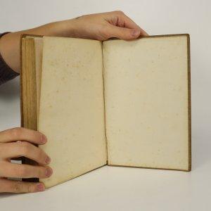 antikvární kniha Recueil de morceaux choisis d'auteurs francais (je lehce cítit zatuchlinou), 1910