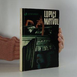 náhled knihy - Lupiči mrtvol