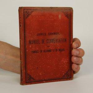 náhled knihy - Manuel de Conversation (je lehce cítit zatuchlinou)