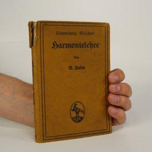 náhled knihy - Harmonielehre